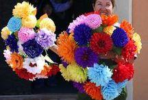 Цветы рукодельные /  Flowers   Handmade