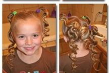 "Hair style for kids / Hair style for babies, kids, and tweens (Ages newborn-12 years old is good...while we still have a say over what they wear...somewhat!). Please limit your pins to 10 pins a day (five at any one time) and remember to keep ""on topic."" You are welcomed to advertise your ""kids' fashion"" business. (It goes without saying we're G-rated.) Enjoy! If you'd like to be a pinner to this board, leave a comment for me on my ADD ME board or leave a request on one of my pins."