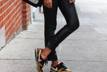 Sneakers are the new Heels