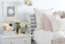 Bed Styling & Bedroom Decor