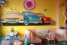 Diner design & ideas