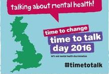 Time to Talk Day 2016 / The next Time to Talk Day will be on Thursday 4th February 2016. Join us and let's get the nation talking about mental health to help end the misconceptions around it. Visit our website to find our more about Time to Talk Day and to take part by ordering your pack.