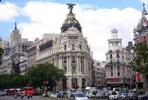 Madrid / Madrid is quite a city with great restaurants, night life, etc. Highly recommended!