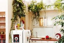 Great ideas for your kitchen / Here, you'll find simple and effective kitchen ideas that you can easily implement in your kitchen to make it more beautiful, vibrant and happier place