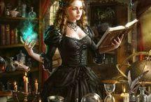 fantasy and myths