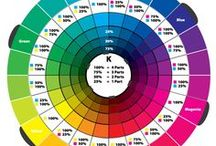Colour Theory / Pigments, colours and indices ...