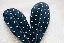Pretty Object / Love the polka dots!