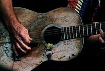♫WhileMyGuitarGentlyWeeps / guitars & their gods