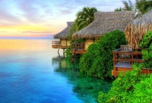 ✈Bali & Samoa + / & other small south pacific islands ;)
