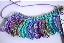 ✂ with thread & yarn / sewing, knitting & crocheting
