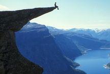 ✈Norway / Enige og troe, indtil Dovre falder (United and loyal until the mountains of Dovre crumble)