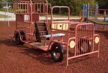 Playgrounds - Rubber Mulch / www.discountrubbermulch.com Rubber Mulch Manufacturer