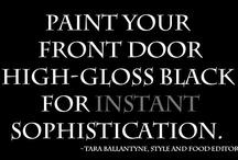 Paint & Stain Colours