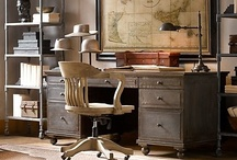 ✓ I gave at the office / desks, home office supplies & ideas