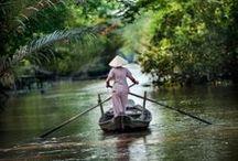 ✈Vietnam & Laos /