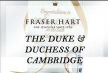 The Duke & Duchess of Cambridge / A board created as a homage to the most beloved Duke and Duchess of Cambridge.