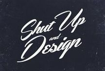 Design Inspiration 2017 and earlier / Graphic, Print, Web, UI, UX, Typo... and so on. Inspiration.