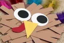 Herfst / Herfst activiteiten voor kinderen