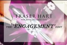 The 'Engagement' Edit / Take a look at our stunning and unique engagement ring inspiration board and start planning for when he pops the question