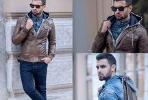 Men's Fashion, Autumn - Winter / Simple Style / by Leo Santacruz