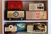 ♥ radio head / radios