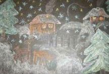 """eTwinning: Wyróżnienie w kategorii indywidualnej / Bożena Kraj za projekt """"My country through painting – Mój kraj w malarstwie"""""""