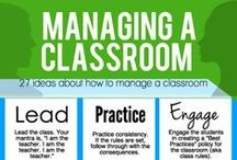 Discipline & Classroom Management / A board dedicated to articles, photos, quotes, and stories relating to school discipline & classroom management.