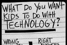 Educational Technology & Digital Citizenship / A board dedicated to resources, articles, photos, quotes, and stories related to educational technology & digital citizenship.