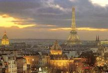 ✈Paris / mostly Paris, with a few other areas of France (i.e. Lourdes)