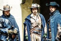 Musketeers / For my Musketeer Passion :D
