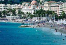 French Riviera - Ranskan Riviera - South France - Etelä-Ranska / Yksi maailman kauneimmista alueista