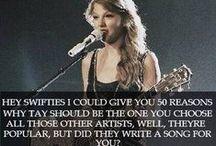 I love Taylor Swift  / by Nilda Liz Nunez