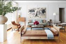 Classic New York apartments