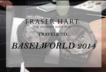 Travels To... Baselworld 2014 / Straight from the most anticipated watch and jewellery fair of the calendar, see the new 2014 releases from some of our most prestigious brands right here!