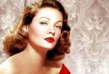 Actress Gene Tierney / by Jane Grove