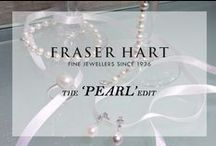 The 'Pearl' Edit / Shimmering and sumptuous, the pearl is our number one choice for elegance.
