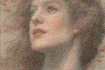 Pre Raphaelite Art / by Esther Morales