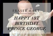 Happy 1st Birthday Prince George / To mark his first year, we've taken a look at Prince George over the past year.