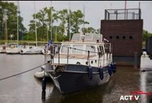 Activ 40 / Activ 40 is the perfect motorboat for you to freely cruise across lakes, channels and rivers. But not only, it also fulfils all requirements needed for coastal cruising.