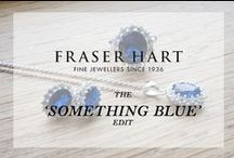 The 'Something Blue' Edit / Something old, something new. Something borrowed and something blue. Let us help you tick off one of these points.