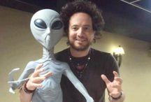 Alien mystics