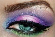 Maquillaje, make up! / Variedad de maquillajes, tecnicas, tutoriales y trucos.  / by Leo Santacruz