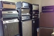 Instruments / Guitars, Basses, Amplifiers, synth, instruments, etc...