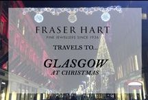 Travels To..Glasgow at Christmas / Capture the joy of Christmas this year in Glasgow with Fraser Hart.
