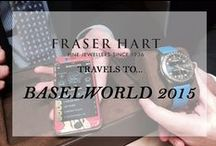 Travels To...Baselworld 2015 / Take a walk with us through Baselworld 2015