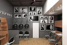 Hair Salon / industrial beauty