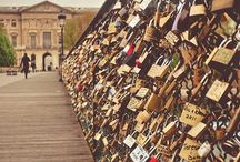 My mind thinks Paris !♥ / Best place I've ever know!! I desperately need to visit Paris! ♥★