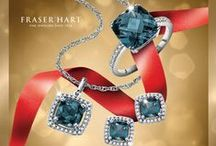 All I Want For Christmas / If all you want to give this Christmas is a timeless, treasured gift, visit the trusted team at Fraser Hart.