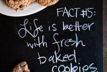 Baking Cookies & Bars