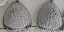 Bikini Top Crochet Made by me
